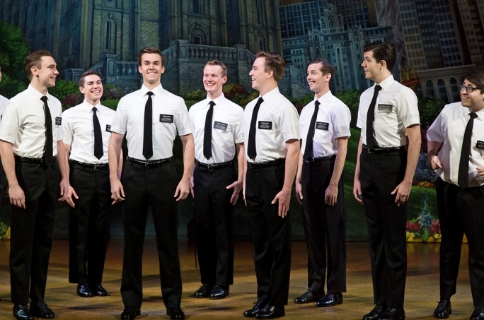 The Book Of Mormon announces Lottery for December 4-9 Engagement