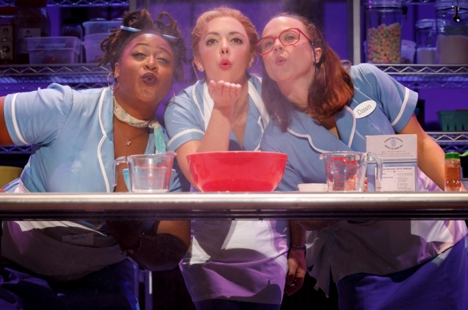 WAITRESS to hold auditions for Detroit's LuLu