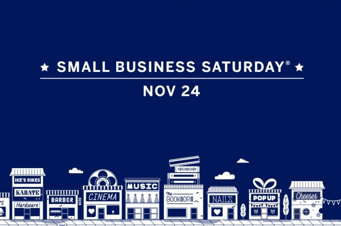 Fisher Theatre participates in Small Business Saturday