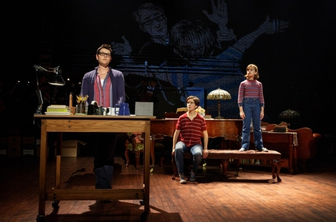 In Lisa Kron's plays, joy and sorrow share the stage