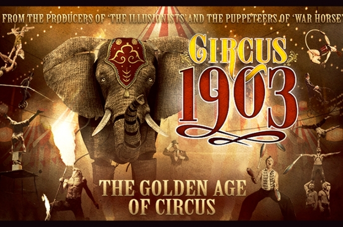 $19.03 tickets to Circus 1903 Courtesy of WDIV