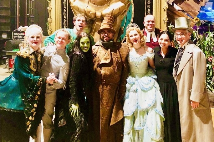 WICKED raises more than $25,000 at Witches Night Off