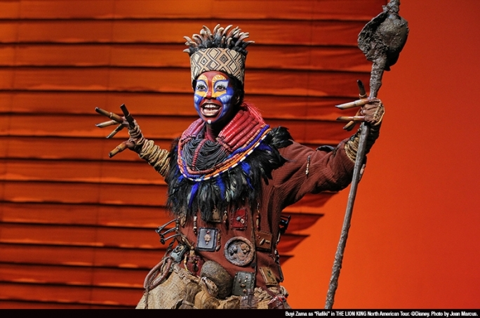 Limited View seats now available for The Lion King
