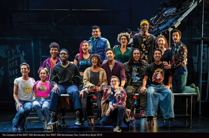 Broadway Returns to the Fisher Theatre October 19
