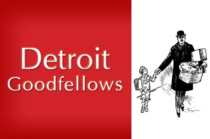 Cast of Newsies to help distribute gift boxes with Detroit Goodfellows