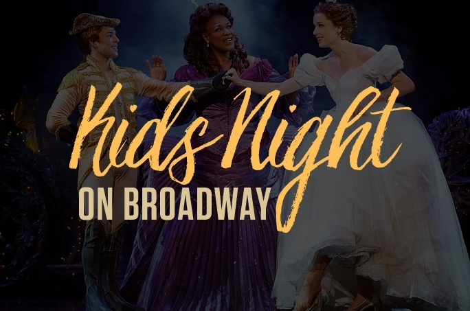 Join us for KIDS NIGHT ON BROADWAY February 16th with CINDERELLA at The Detroit Opera House!