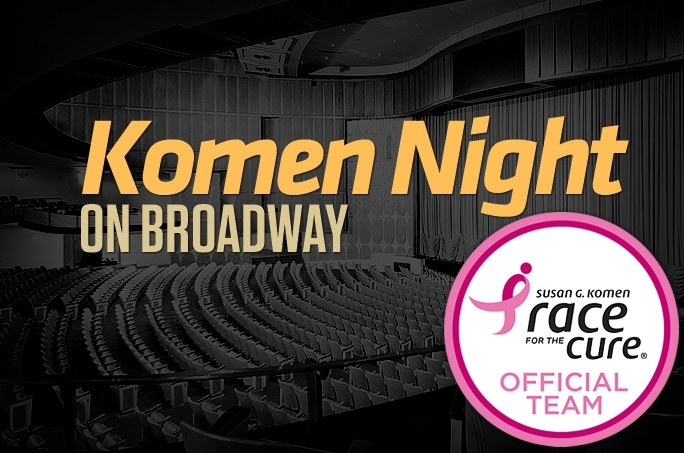 Broadway In Detroit and ON YOUR FEET support the Susan G Komen Detroit Race For The Cure