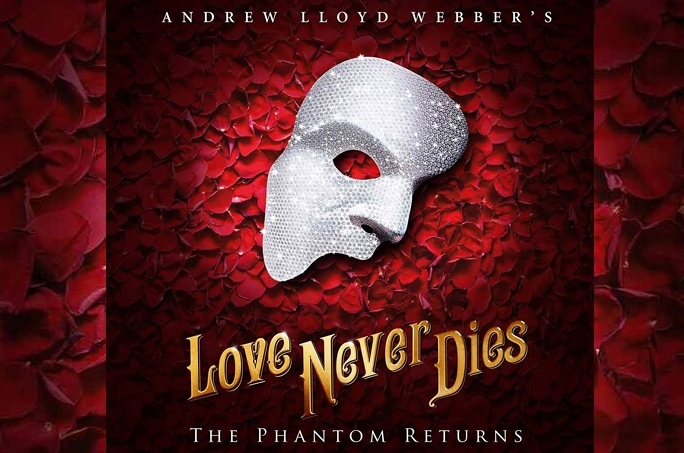 Andrew Lloyd Webber's Love Never Dies kicks off the 2017-18 Broadway In Detroit Season