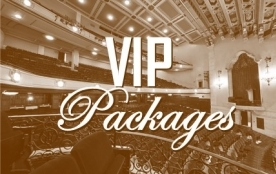 Music Hall VIP packages