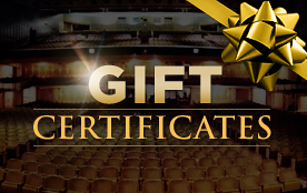 Gift Certificates Promo