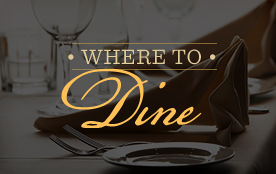 Where To Dine Promo