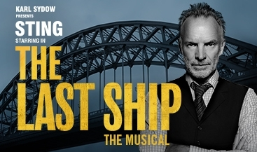 Sting Starring in The Last Ship